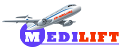 Medilift Air Ambulance Services in Ranchi | Best Air Ambulance from Ranchi